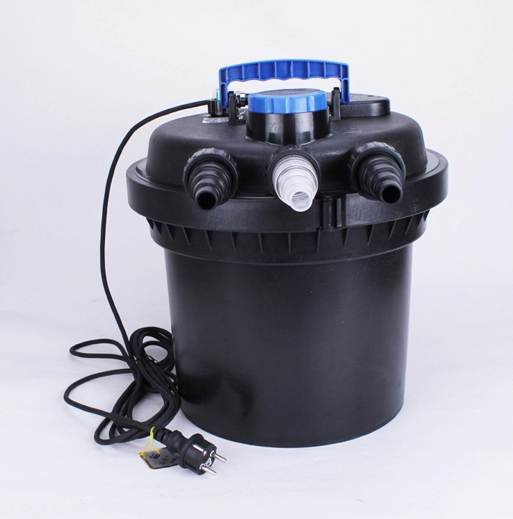 Sunsun cpf 180 external filter pond filter biochemistry for External fish pond filters