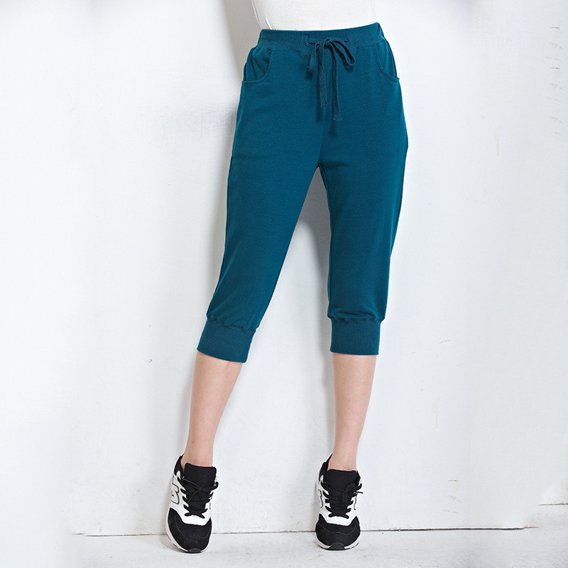 Elegant 2015 Fashion Women39s Casual Pants Loose Trousers Casual Pants Female