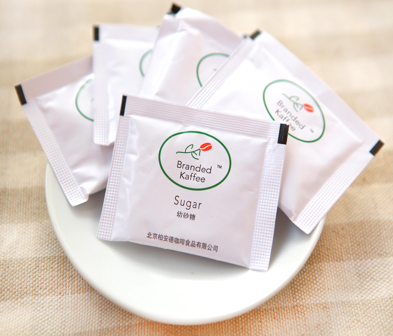Branded kaffee flower tea coffee avowedly pure granulated sugar