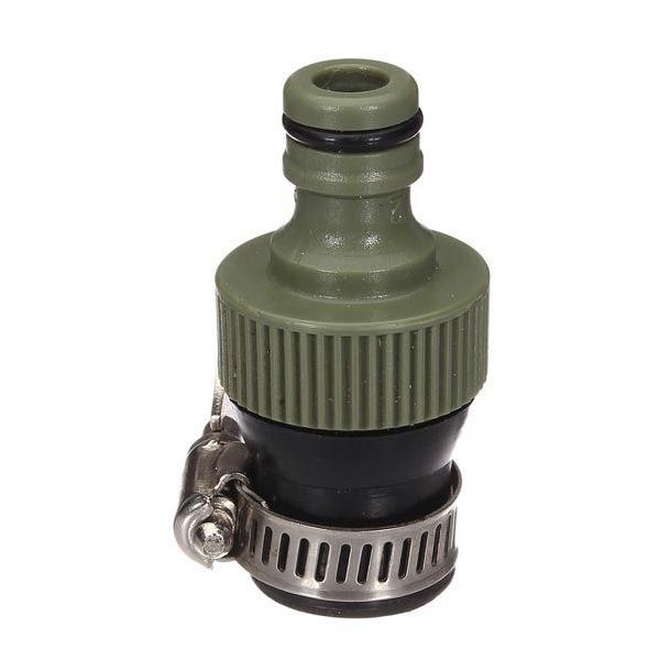 Bottomprice Plastic Adjustable Garden Faucet Connectors Water Hose Tap Joint In Integrated