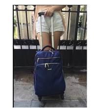 Женский рюкзак на колесиках, 20 дюймов, для путешествий, на колесиках, рюкзак для багажа, сумка для багажа, чемодан для женщин, рюкзаки на коле...(China)