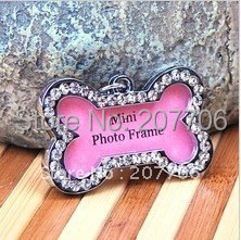 mini photo frame, the bone sharp, dog tags,pet tags,cute things! free shipping
