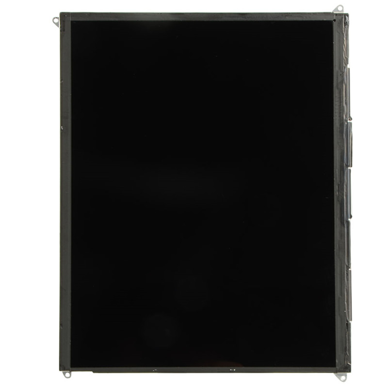 Replacements Tablet LCD Black LCD Display Screen Repair Parts Fit For Apple iPad 3 iPad 4 Tablet LCD Replacements VA019 T51(China (Mainland))
