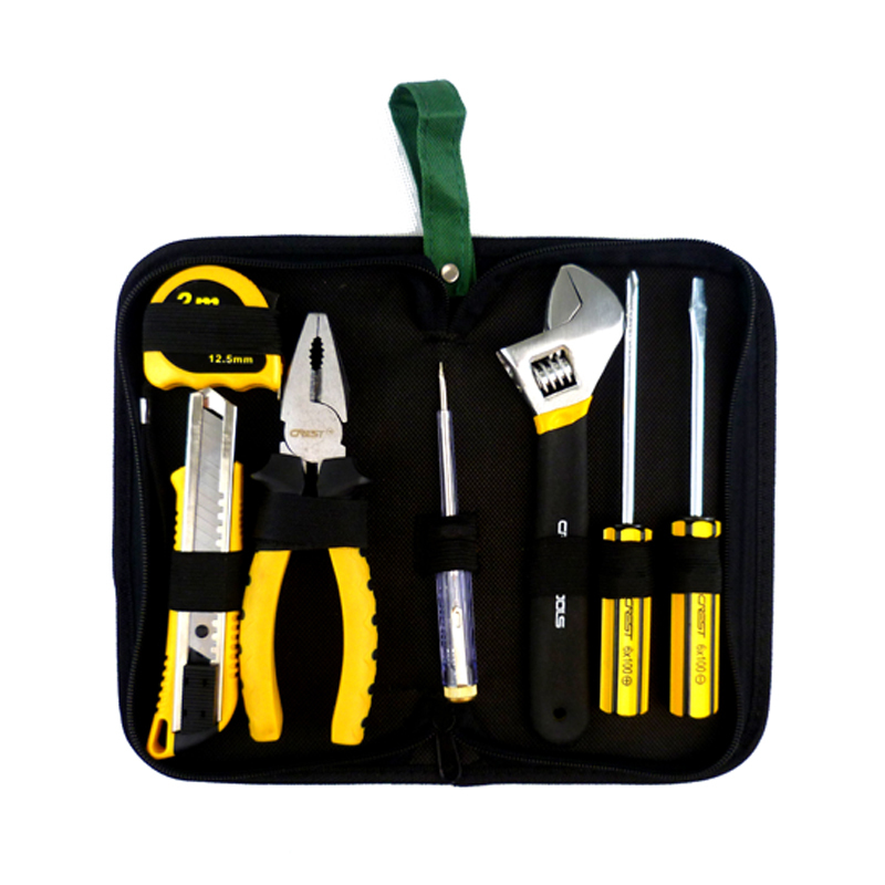 Small Canvas Tool Bag Mini Screwdriver Hand Tool Set & Cabinet Auto Home Repair Kit(China (Mainland))