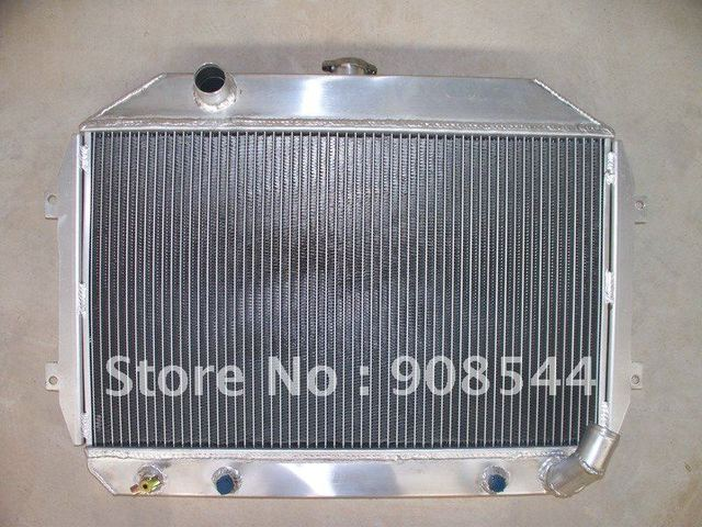 Auto  Racing Aluminum Radiator for Datsun 240z 260z AT  MT  1970 72 73 74 75