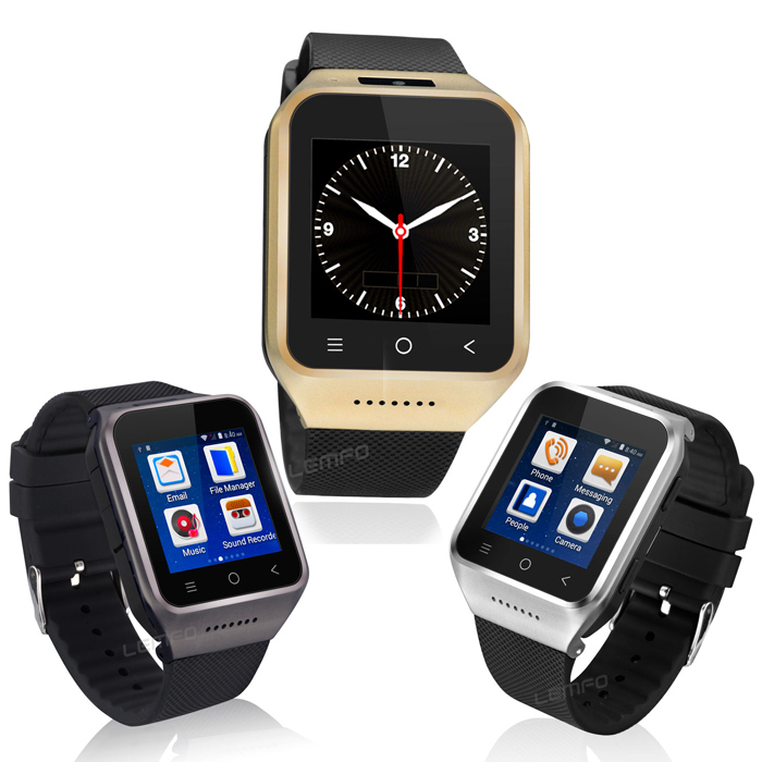 """3G Smart Watch SIM S8 1.54"""" Touch Screen Sports WristWatch Handsfree Cell Phone Watches For Android Bluetooth SmartWatch 2015New(China (Mainland))"""