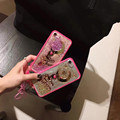 Sailor Moon Glitter Bling Gel Cover for iPhone 7 7 Plus i6 4 7 5 5