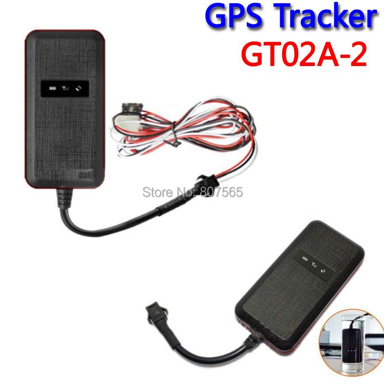 2014 Mini GSM GPRS GPS Tracker GPS Motor Bike Car Tracking system Device GT02A-2(China (Mainland))