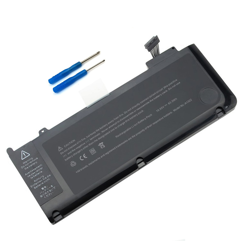 new laptop battery for apple macbook pro 13 inch a1278. Black Bedroom Furniture Sets. Home Design Ideas