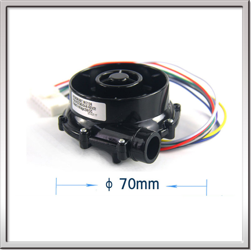 WS7040-12-X200 70*40mm12V High Speed Micro Brushless DC Fan Excellent Performance 12V Small DC Blower with 17m3/h 5Kpa Pressure(China (Mainland))