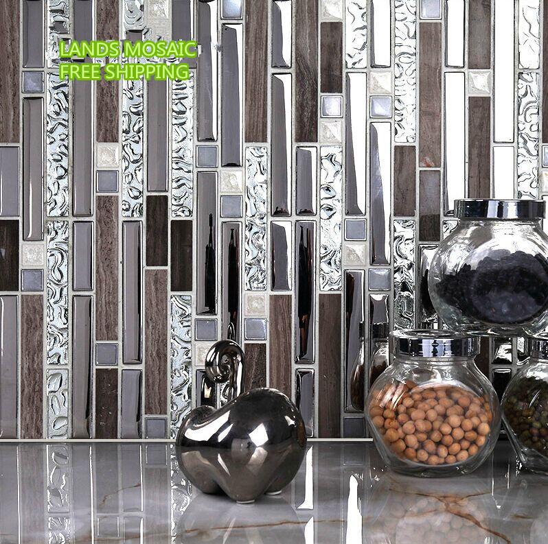 LSTC004,kitchen backplash mosaic tiles, strip glass mosaic tile,strip glass mosaic for sale<br><br>Aliexpress