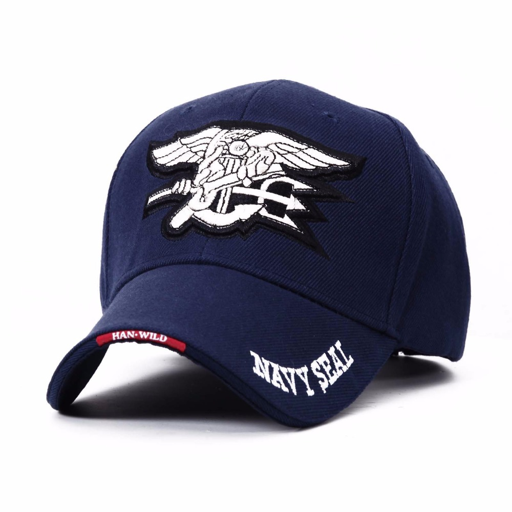 Summer Cool Male US Navy Seal Cap Air Soft Sports Tactical Bone Gorras Baseball Caps Military Army Hat Solider Golf Casquette(China (Mainland))