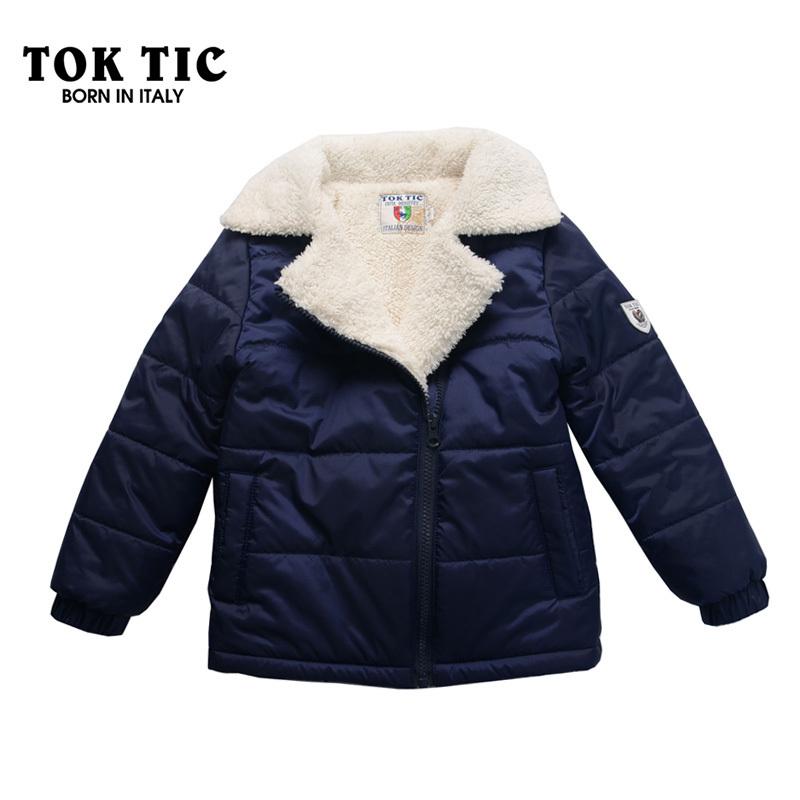 kids long sleeve warm coat children winter antumn thick plaid jacket boys clothing kids outerwear & coat boy parka fits 3-12t(China (Mainland))