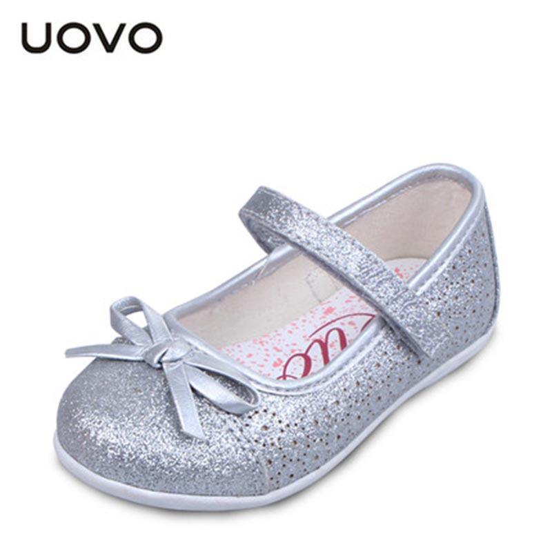 Children Mules UOVO Brand2015 Princess Girls Dress Shoes Autumn Summer Spring Kids Casual Shoes EU25-33 Chaussure Children Mules<br><br>Aliexpress