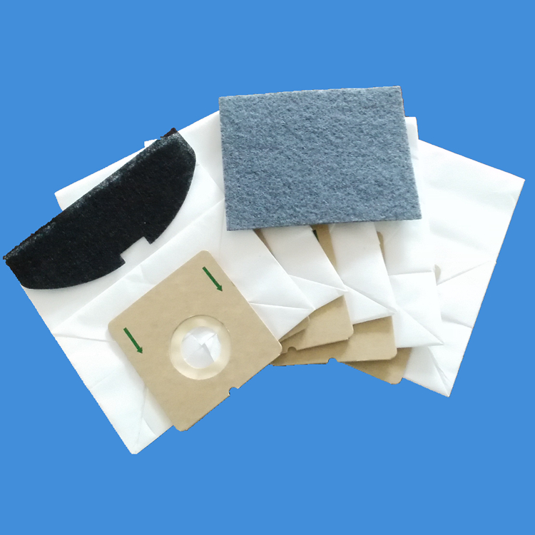 Pack of 12 vacuum cleaner bags and filters replacement Hoover R30 vacuum paper filter bags dust collercto paper bags(China (Mainland))