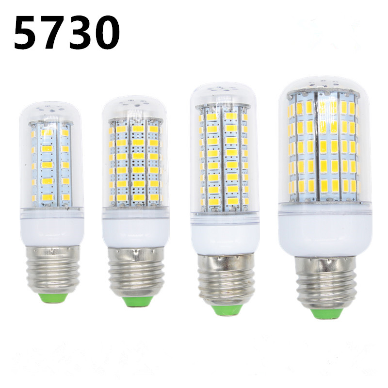 smd 5730 lampada led lamp e27 220v spotlight bombillas led. Black Bedroom Furniture Sets. Home Design Ideas