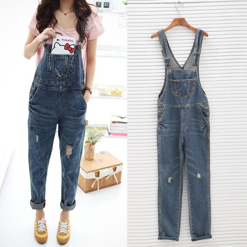 Plus size overall pants « Clothing for large ladies