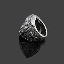 Fans of high end fine selling alloy commemorative ring 2004 New England Patriots Super Bowl championship