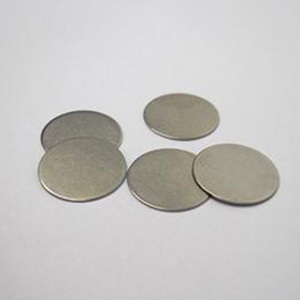 316 Stainless Steel Spacer 15.8mm  x 0.5 mm used for CR20XX Series Button Cell/Coil Cell     E-CR20-316