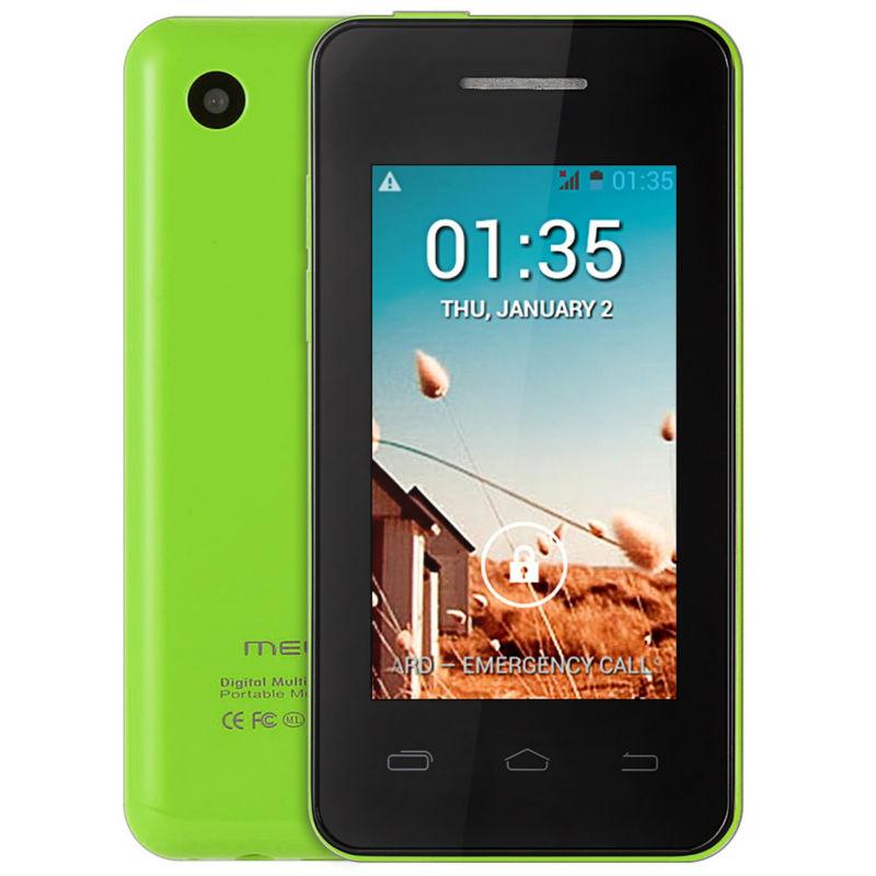 MELROSE S1 2.4 inch Android 4.2 1000mAh Ultra-slim Mini Smartphone MT6572 Dual Core Camera Bluetooth WiFi Dual micro SIM phone(China (Mainland))