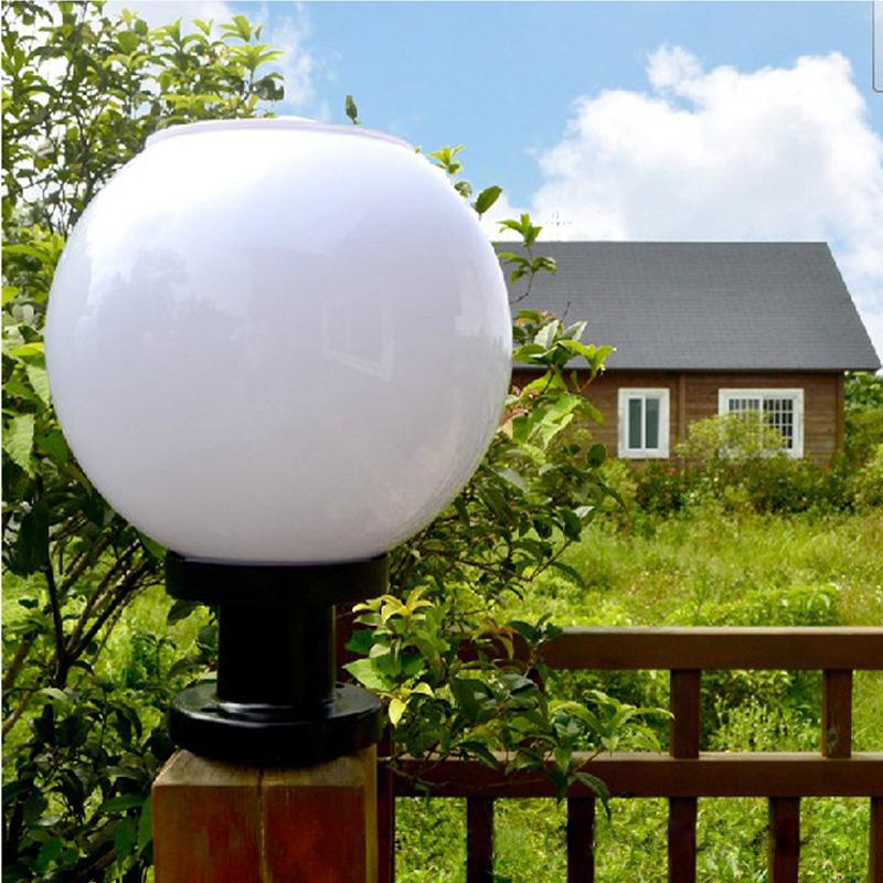 Фотография Jiawen 2pcs/lot Solar energy lamp,Solar head lamp, Solar energy wall lamp, outdoor lamp LED garden light household fence