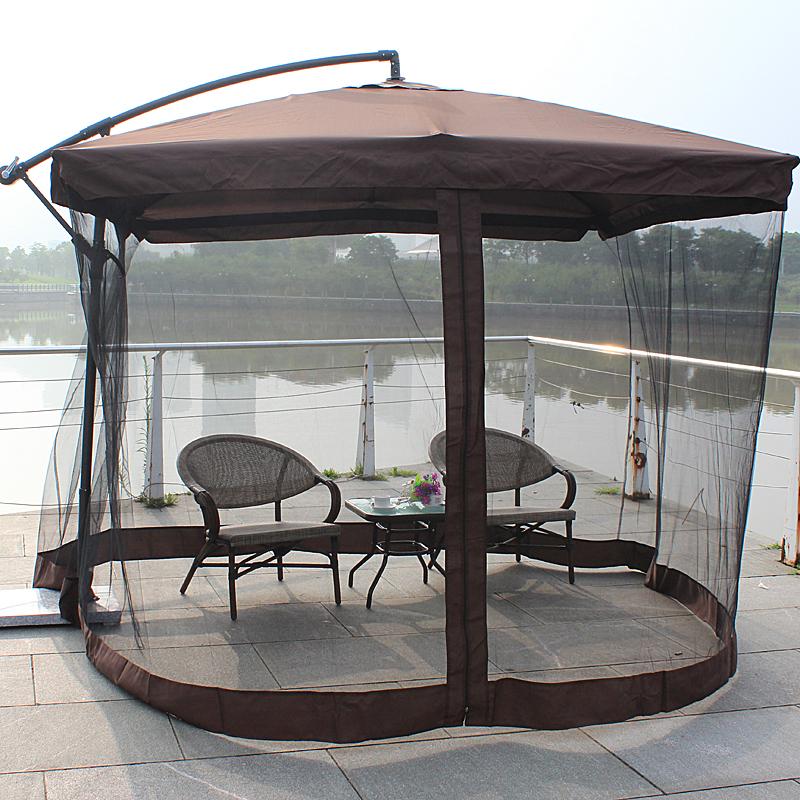Ya green water customers outside umbrellas umbrella patio mesh mosquito nets tents<br><br>Aliexpress