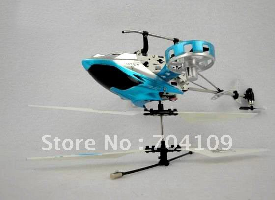 free shipping! upside down flight 4ch amazing helicopter fms rc helicopter models