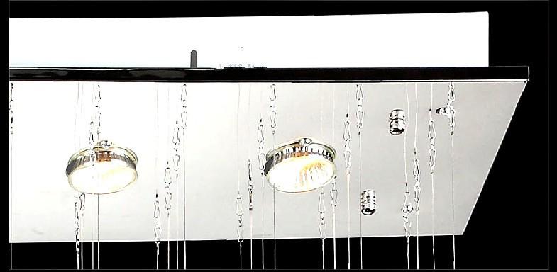 Купить Романтические пары Высококлассная атмосфера современная люстра минималистский спальня лампа хрустальная люстра гостиная огни