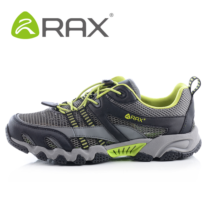 Quick Dry Hiking Shoes RAX Lightweight Trekking Shoes Breathable Unisex Summer Senderismo Outdoor Sports Shoes Free shipping<br><br>Aliexpress