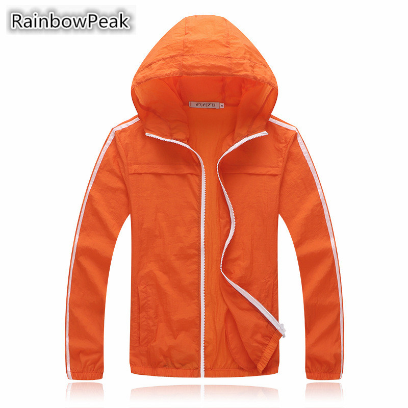 Quick-drying summer coat air-conditioned jacket lovers ultra-thin breathable outdoor Windbreaker for men women Like skin outwear(China (Mainland))