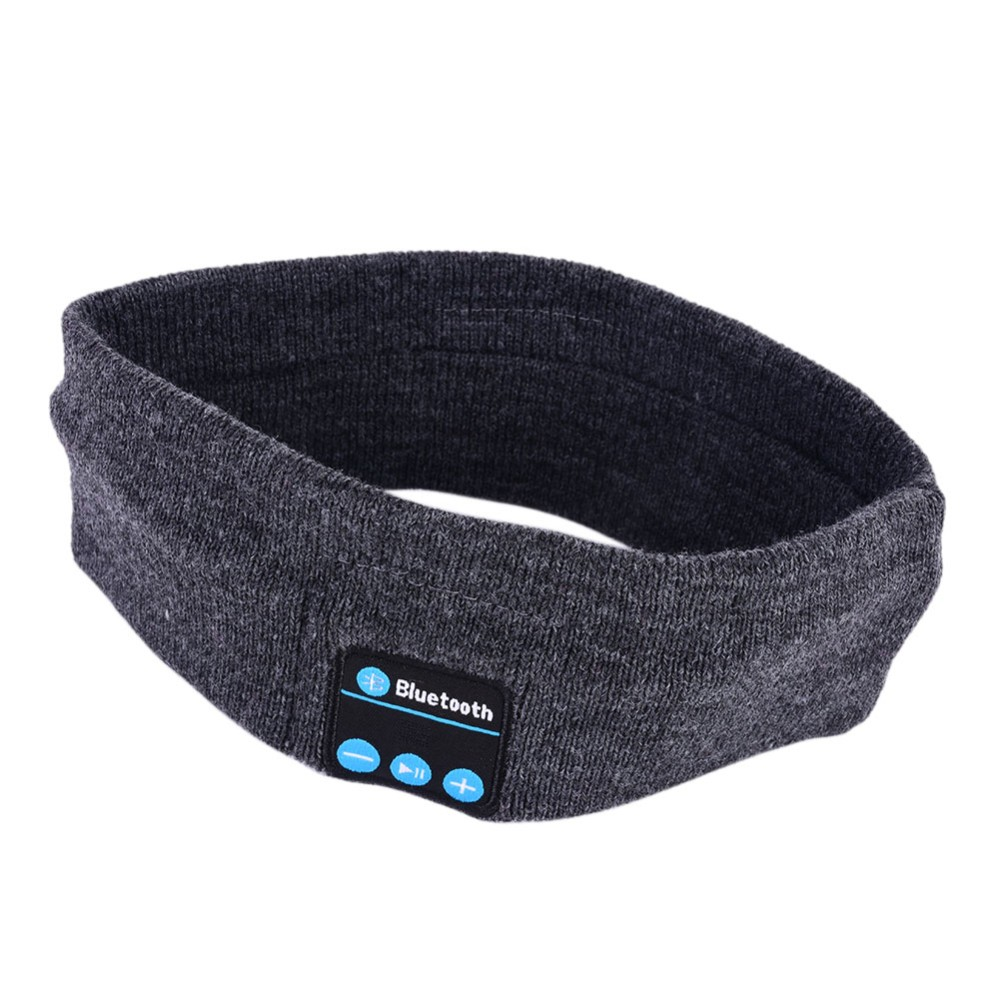Knitted Wireless Bluetooth Sports Sleeping Headband Headset Headphone Speaker Hot Sale