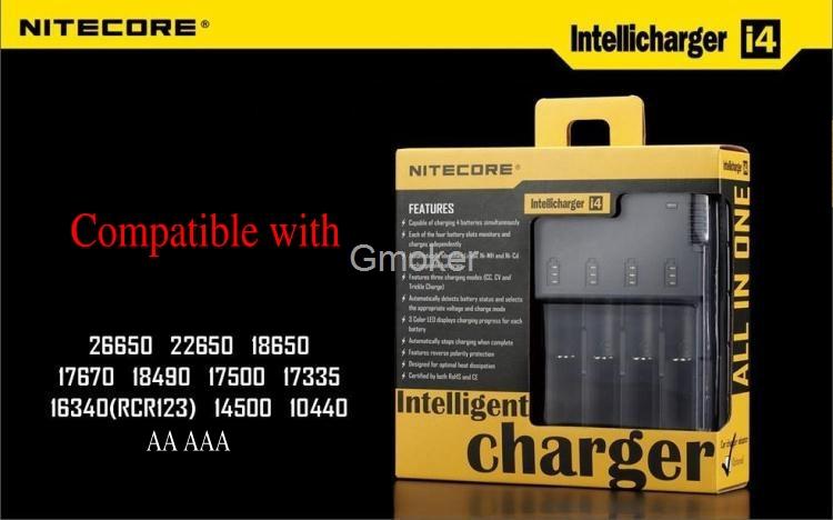 Зарядные устройства для электронных сигарет из Китая