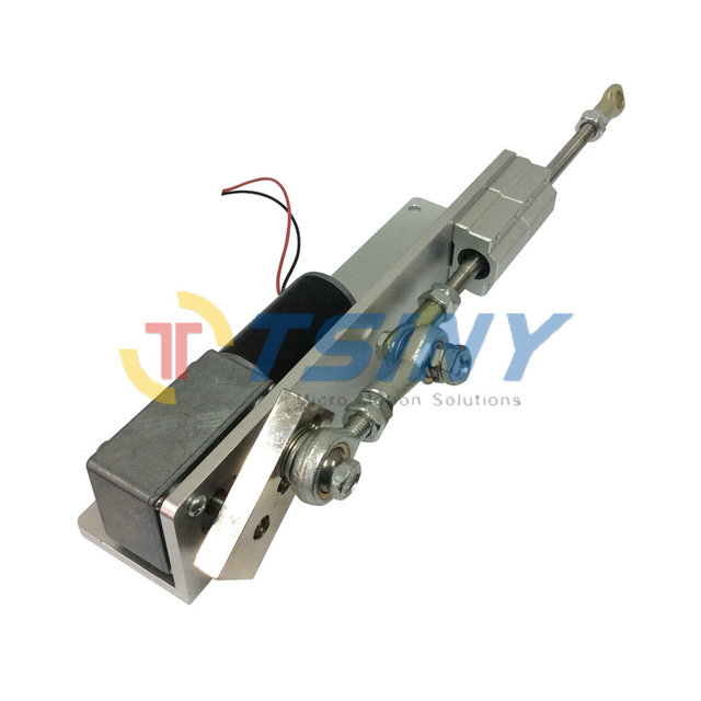 DC12V/70mm/1kg Linear actuator Reciprocating motor for DIY design.Free shipping