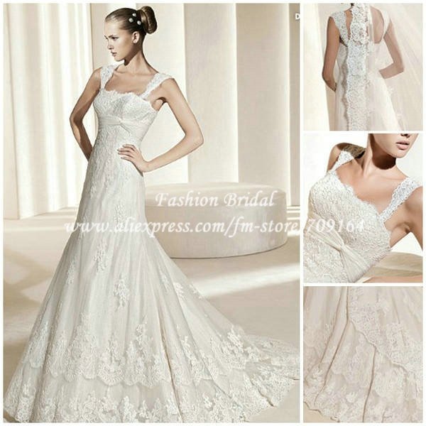 Designer a line tank lace affordable bridal gown 2012 lace for Cover up wedding dress
