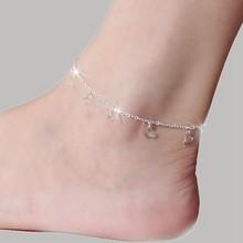 SHUANGR Bohemian สร้อยข้อเท้าสร้อยข้อมือสำหรับผู้หญิงขาง่ายสร้อยข้อเท้าชายหาดฤดูร้อน VINTAGE เครื่องประ...(China)