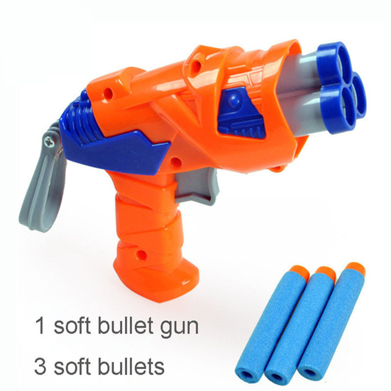 mini toy machine gun soft bullet bb gun toy mauser paintball pistolas arma de plastico rubber band 2 3 4 year old(China (Mainland))