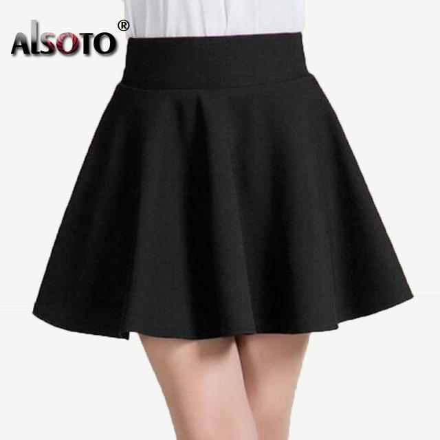 Зимой и Летом стиль Бренд женщин юбка эластичный faldas дамы midi юбки Сексуальные Девушки мини короткие юбки saia feminina безвозмездно