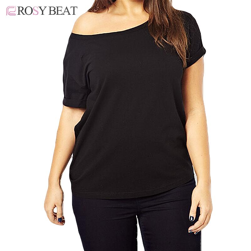 Buy 6xl Plus Size T Shirt Women 5xl Large