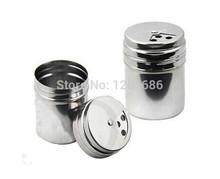 1000pcs/llot  Spice shaker Pepper Salt Bottles Condiment Jar Container Castor Seasoning  Bottles(China (Mainland))
