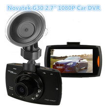 "Original Novatek G30 Car Camera 2.7"" Full HD 1080P Car DVR 140 Degree Recorder Motion Detection Night Vision G-Sensor(China (Mainland))"