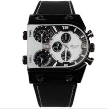 Relogio Masculino moda Curren Relojes hombres lujo nuevo correa de cuero de negocios reloj hombre militar reloj de cuarzo Relojes