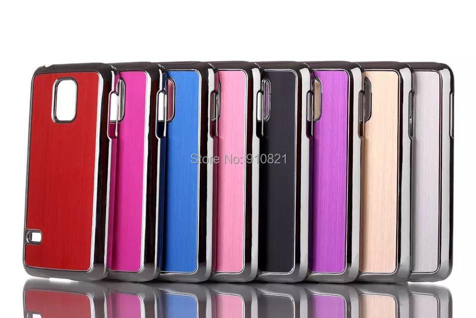 Hot 2014 newest design Luxury Brushed Chrome Metal Aluminum Case Bag Samsung Galaxy S5 mini G800 USA - Shenzhen Tongloda Comunication Tech Co.,Ltd store