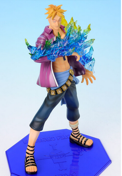 One Piece marco Figure POP ZORO PVC 260mm one piece anime action figures toys - Top-buy Fancy Home store