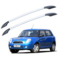2016 New Universal 130cm Car Roof Rack Cross Bar For Lifan 320 Auto with Anti theft