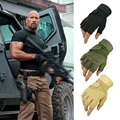 ESDY Military blackhawk us special forces tactical antiskid fingerless gloves fighting half finger workout gym training