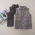 2017 Winter spring Korean female short fashion collar wild cotton big yards thick warm coat women