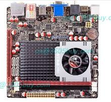 Colorful smart motherboard i-ae50 v14 cpu pardew small box(China (Mainland))