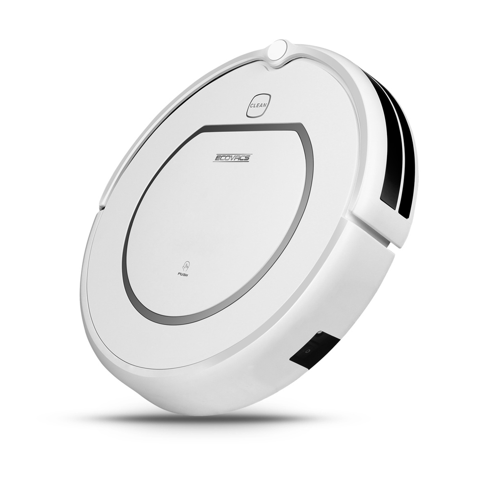 Free shipping ECO automatic vacuum cleaner sweeping slim smart home robot sweeper(China (Mainland))