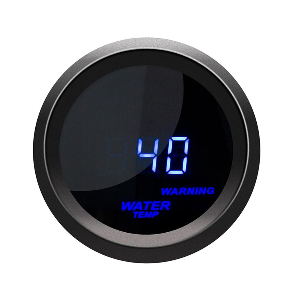 "2 ""52 мм универсальный счетчик температуры воды Датчик синий светодиод aeProduct.getSubject()"