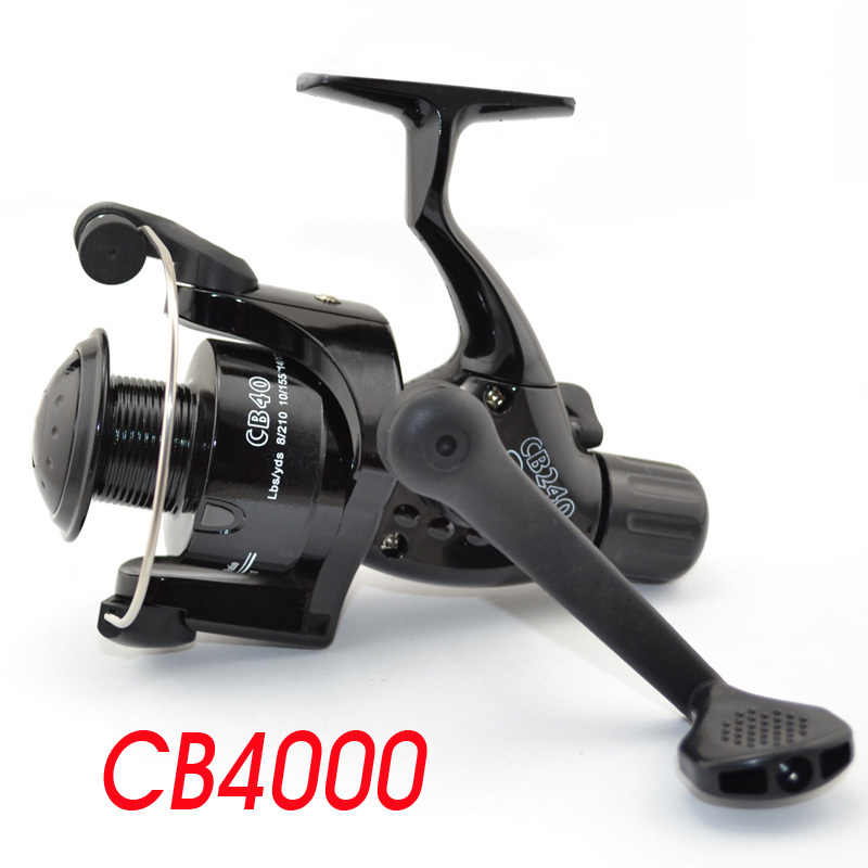 Катушка для удочки Fishing reel 3pcs 4000 reel cheap fishing reel